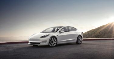 Tesla Model 3, Elektroauto