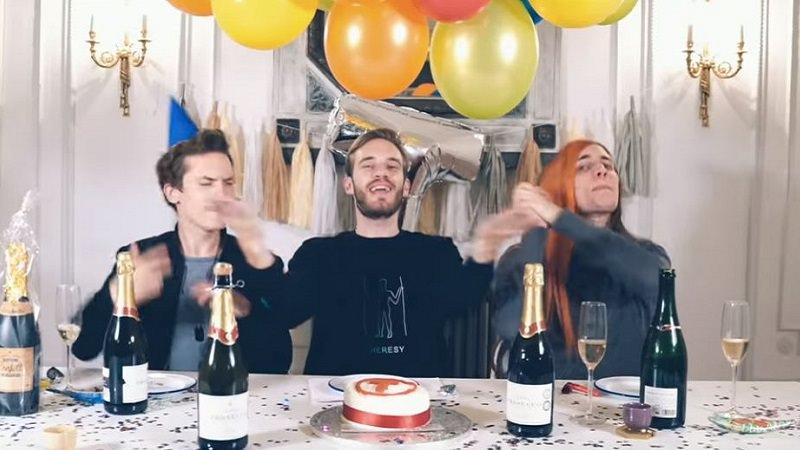 Pew Die Pie, PewDiePie, größte YouTube-Kanäle, erfolgreichste YouTuber