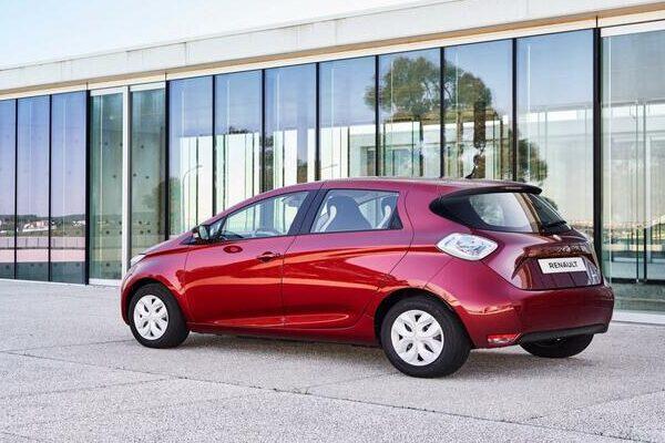 Renault Zoe, Elektroauto