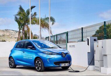 Renault Zoe, günstige E-Autos, günstige Elektroautos, beliebteste Elektroautos 2021