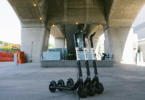 E-Scooter, E-Roller, Bird, Scooter-Sharing