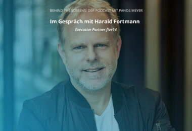 Harald Fortmann, Panos Meyer, Behind the Screens