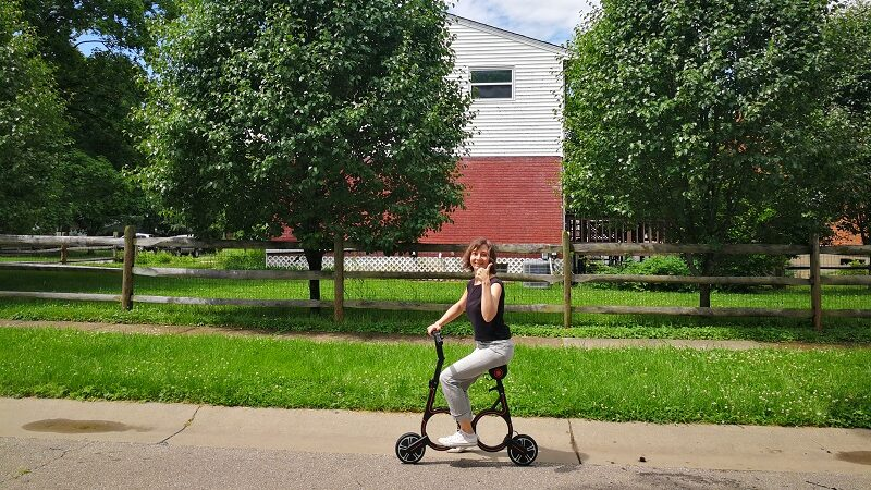 Smacircle, E-Bike