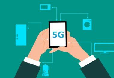 5G, Mobilfunkstandard, Digitalisierung