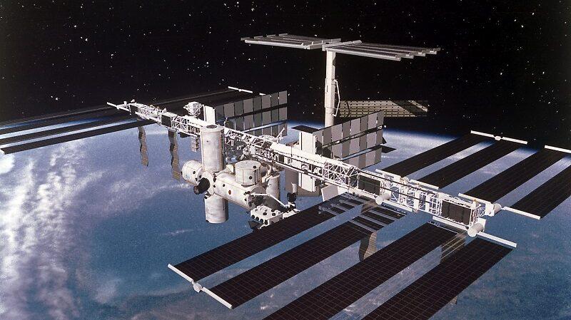 ISS, Raumfahrt, Weltraum, NASA