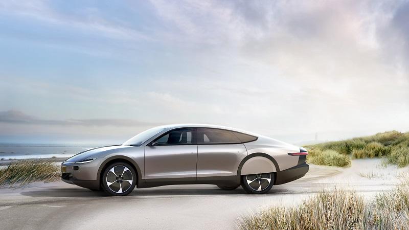 Elektroauto, Lightyear, Solarauto