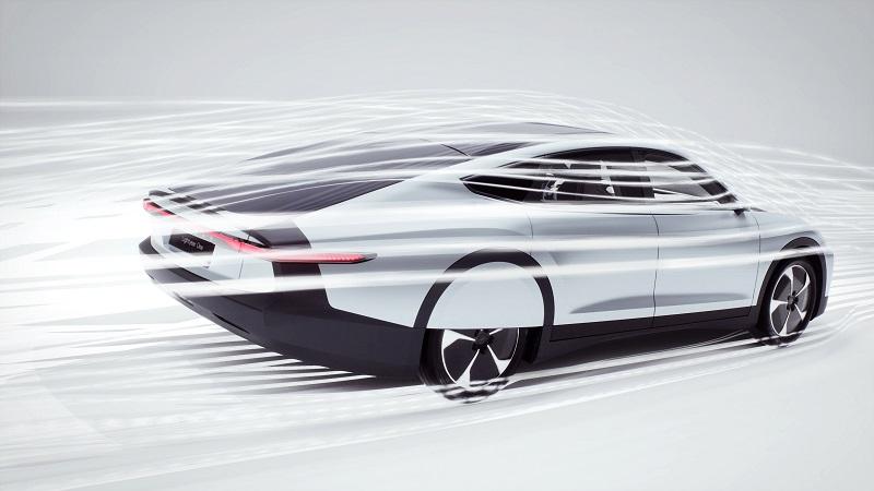 Lightyear, Auto, Elektroauto