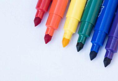 Marker, Stifte, Markierung, Schreibtisch, Xing-AGB
