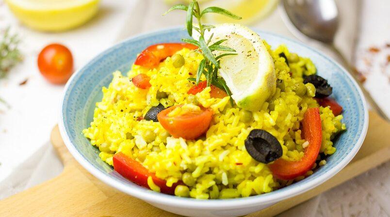 Paella, Reisgericht