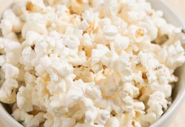 Popcorn, Snack, Schale, Amazon Prime im Juli