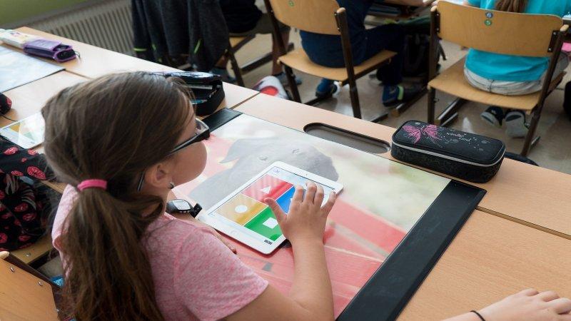 Datenkunde, Grundschule, Künstliche Intelligenz