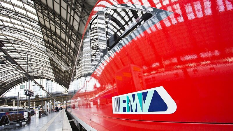 S-Bahn, RMV, Frankfurt