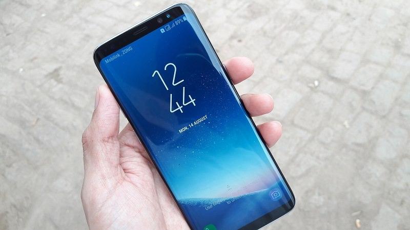 Samsung Galaxy S8, Samsung, Android, Android-Smartphone, reparaturanfälligste Smartphones