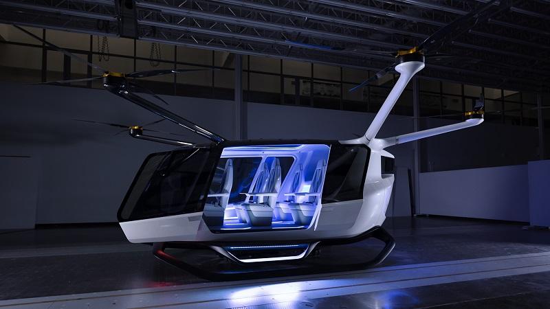 Lufttaxi, E-Flugzeug, Wasserstoffflugzeug