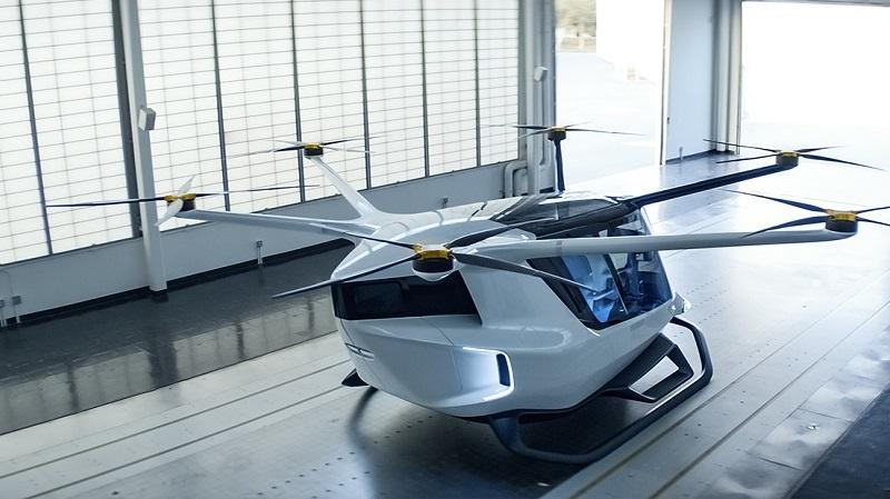 E-Flugzeug, VTOL, Passagierdrohne