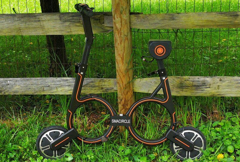Smacircle, E-Bike, Fahrrad