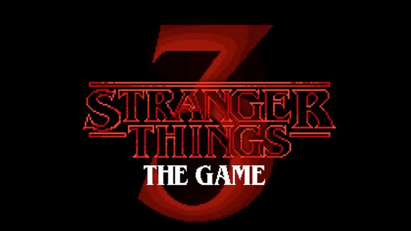 Netflix, Stranger Things, Stranger Things 3 The Game, Netflix-Business