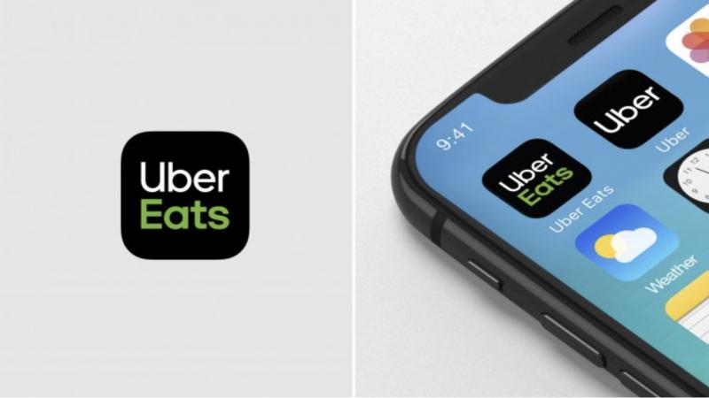 Uber Eats, App, Lieferapp
