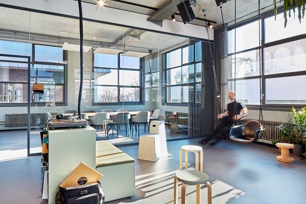 Herren der Schöpfung, Frankfurt am Main, Digitalagentur, Agentur, Digital-Agentur, Vitra, agiles Arbeiten