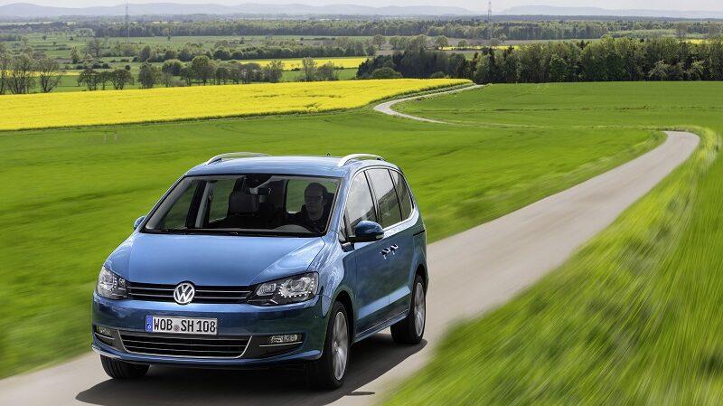 Volkswagen Sharan, VW, Van, Minibus, Dieselskandal