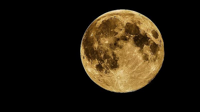 Mond, Vollmond, Raumfahrt, Fly me to the moon, PTScientists, PT Scientists