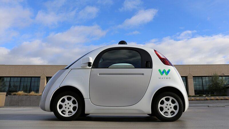 Roboterauto, autonomes Fahren, Google