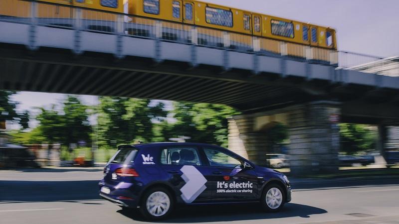 Carsharing, WeShare, VW, Elektroauto