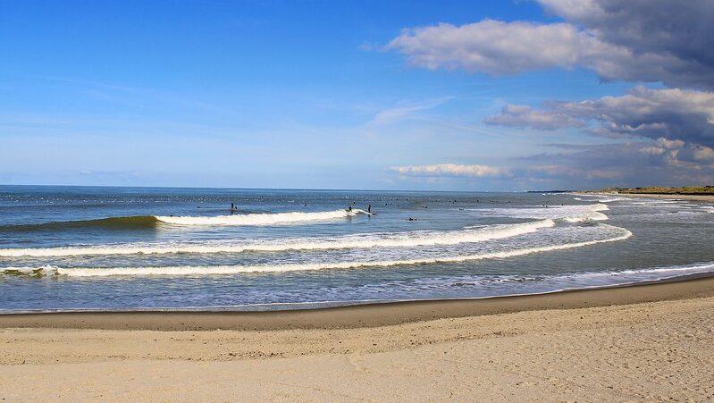 Belgien, Strand, Meer