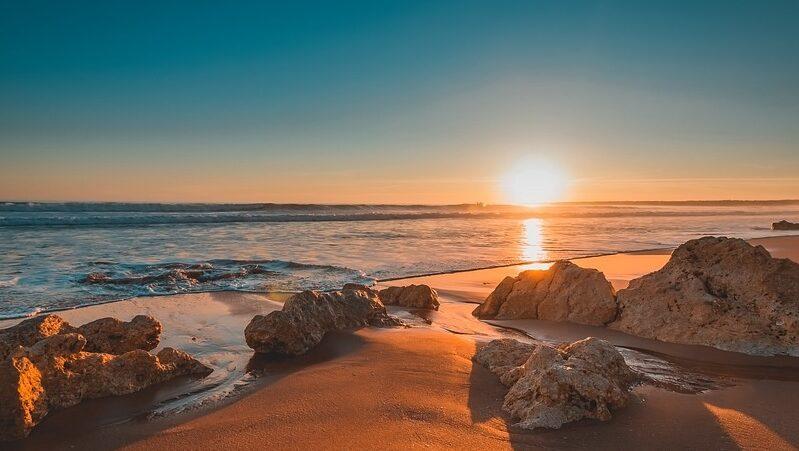 Portgual, Meer, Strand