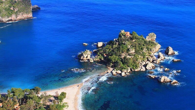 Italien, Meer