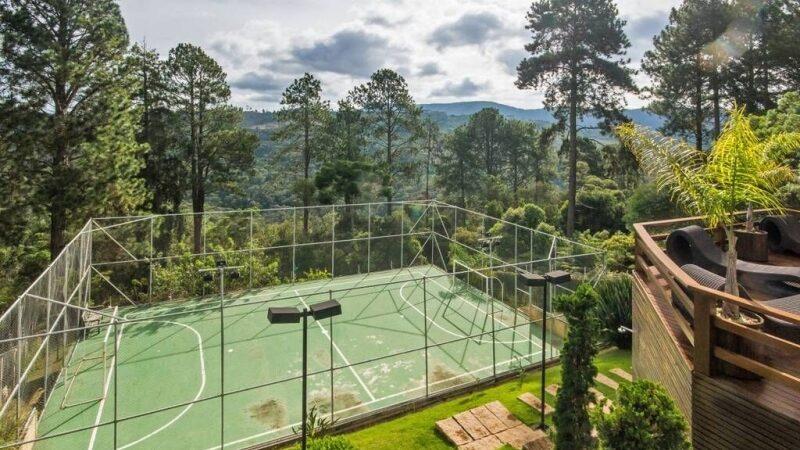 Brasilien, Airbnb, Fußball