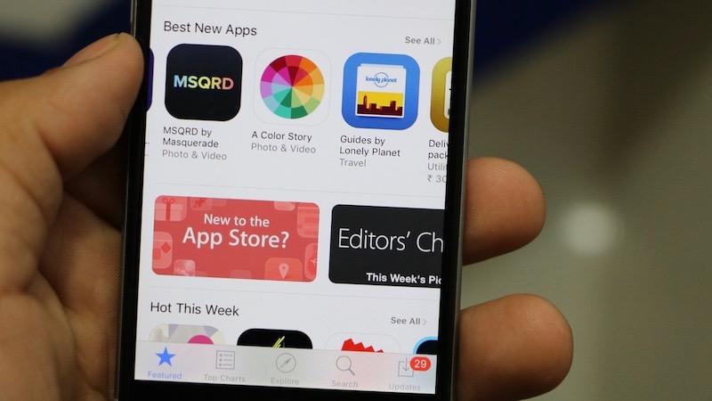 Apple. App Store