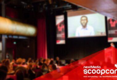 Scoopcamp, Scoopcamp 2019, Medienkonferenz