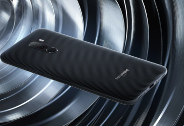 Xiaomi Pocophone F1, Smartphone, Fotografie