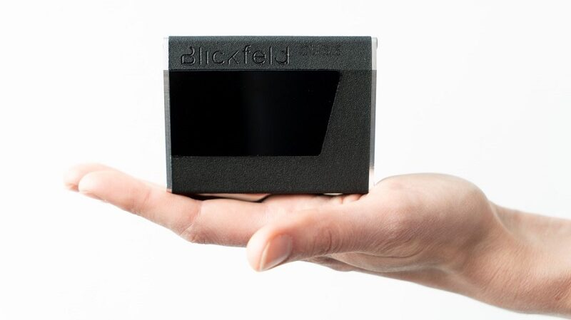 Blickfeld, Lidar, autonomes Fahren