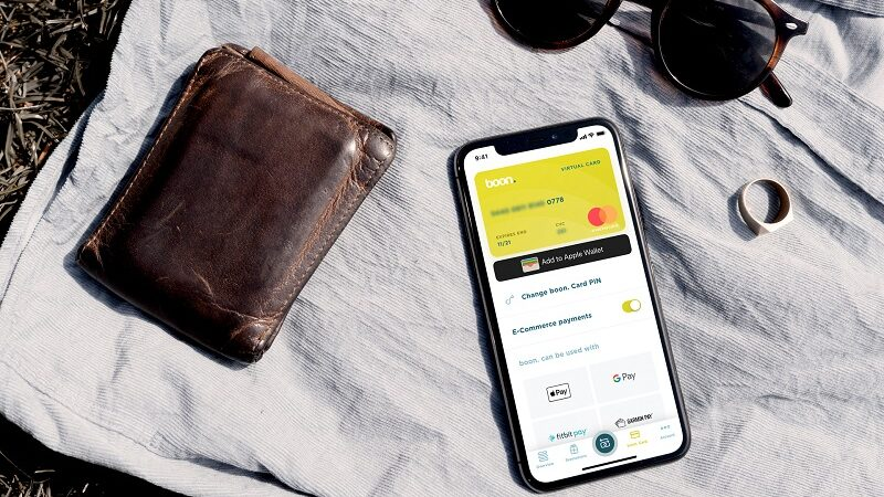 App, Pay-App, Payment-App, mobiles Bezahlen, boon
