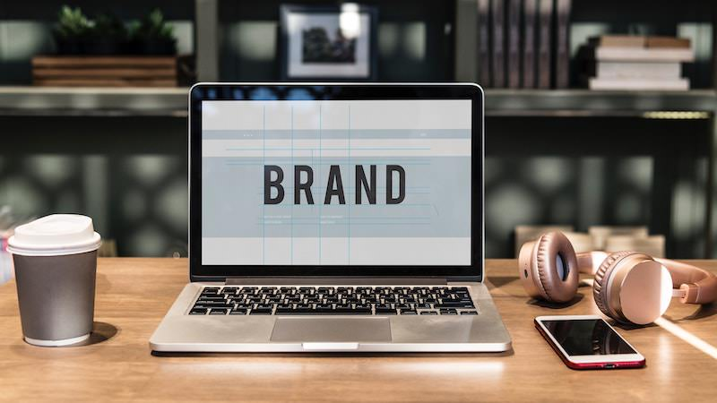 Brand Marke Werbung