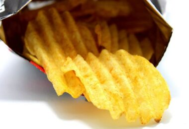 Chips, Riffelchips, Paprikachips, Chipspackung, Snacks, Amazon Prime im August