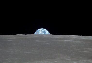 Erde, Mond, Weltall, Weltraum