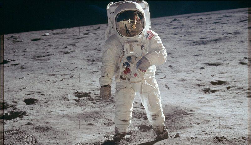Edwin Buzz Aldrin, Mondlandung, Apollo 11