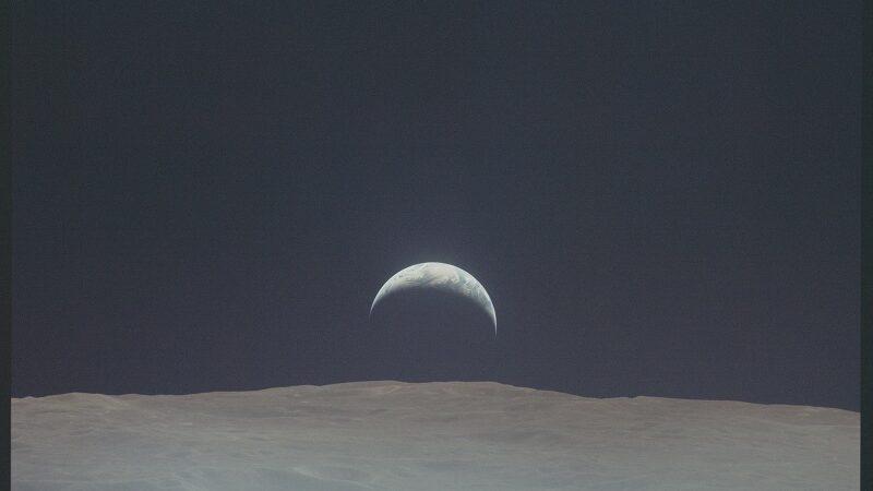 Mondlandung, Raumfahrt, Mond
