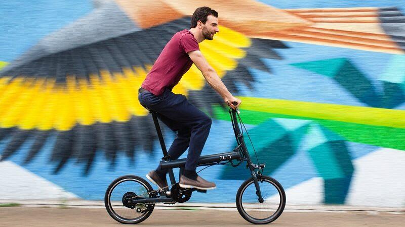 Flit 16, E-Bike, Fahrrad