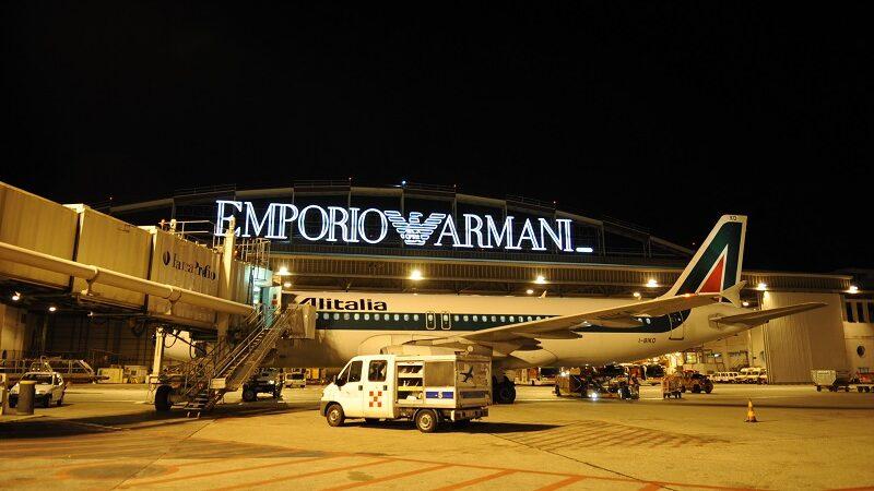 Flughafen, Mailand, Mailand-Linate
