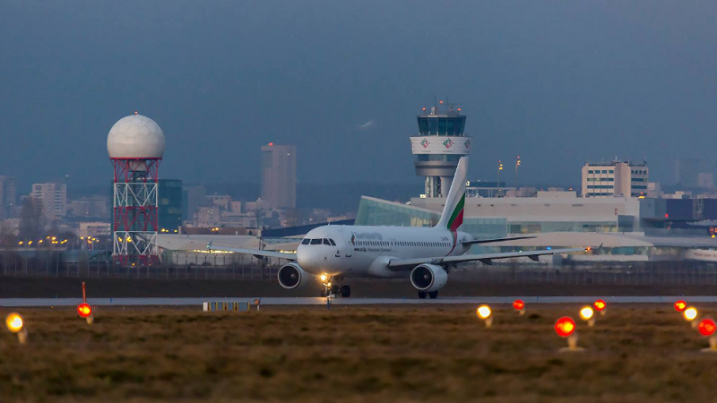 Flughafen Sofia, Sofia