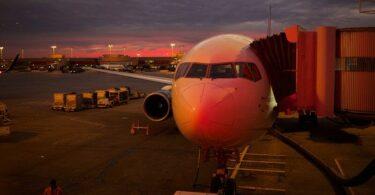 Flugzeug, Flughafen, Reisen, Urlaub