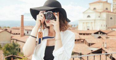 Fotografin, Fotografieren
