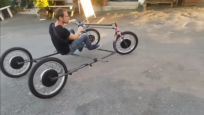 Elektroauto, DIY, Erfinder