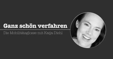 Katja Diehl, Mobilität, Glosse