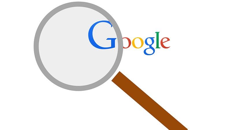 Google, Google-Suche, Lupe, Suchbegriffe