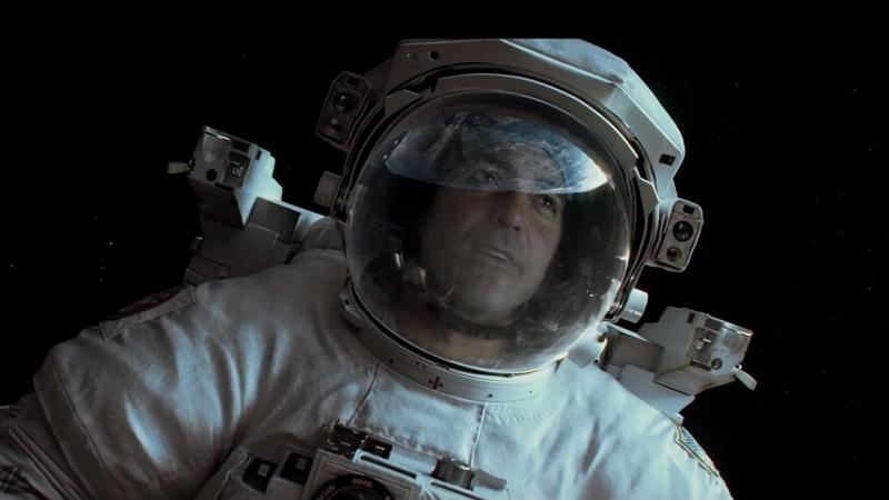 Gravity, George Clooney, Raumfahrt